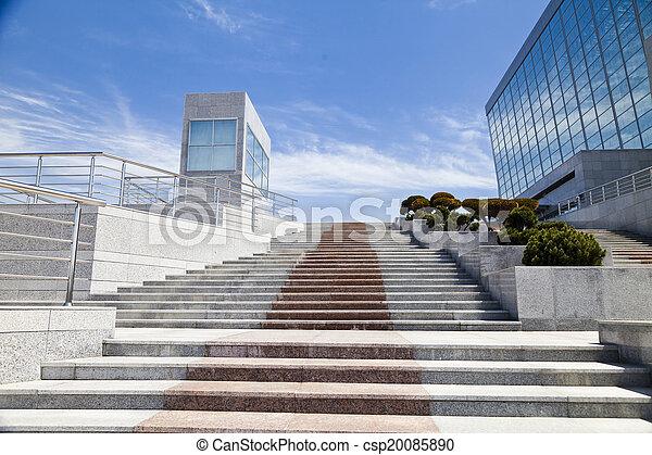 Modern building - csp20085890