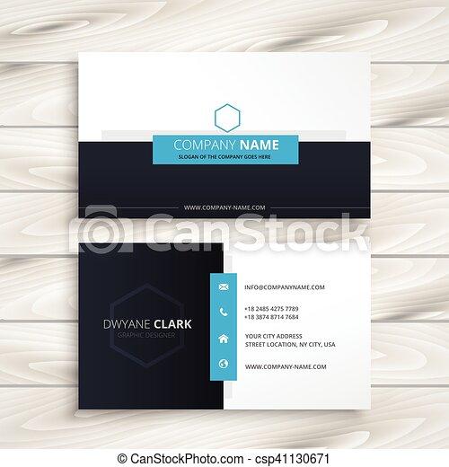 Modern business card design zrom modern business card designs template bold templates creative planmade wajeb Gallery