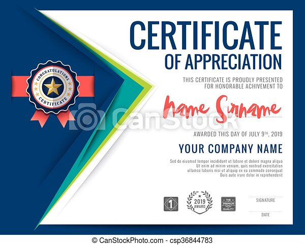 Modern certificate triangle background frame design modern modern certificate triangle background frame design csp36844783 yadclub Image collections