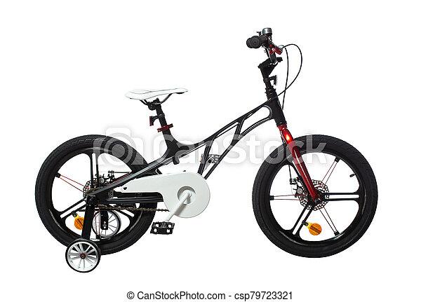 Modern children's Bicycle - csp79723321