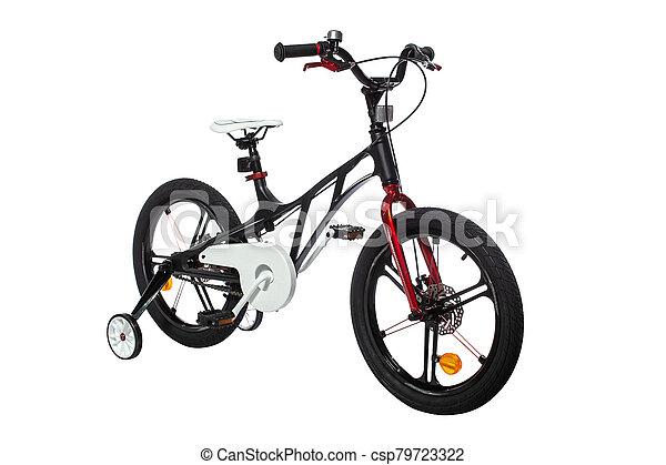 Modern children's Bicycle - csp79723322