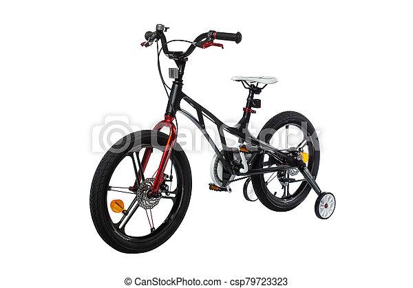 Modern children's Bicycle - csp79723323