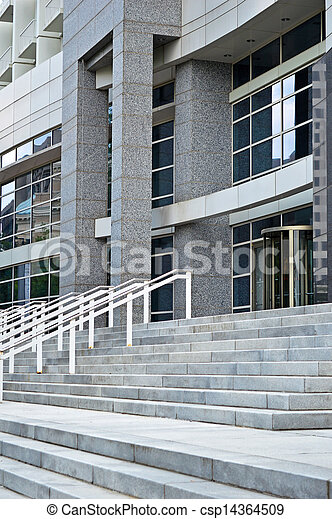 Modern Commercial Building - csp14364509