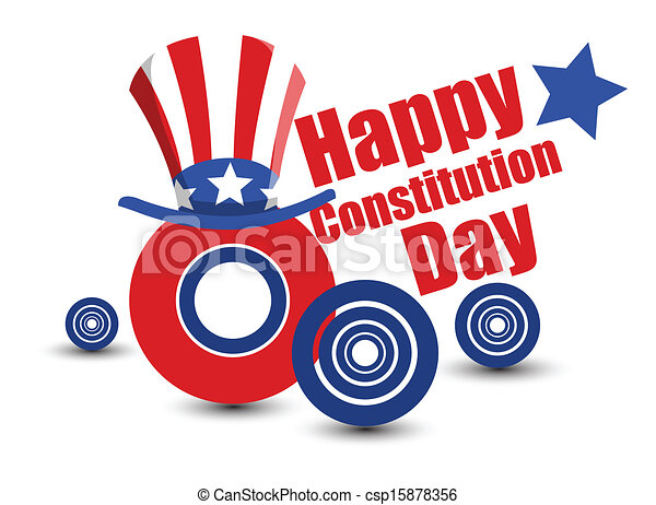 modern constitution day graphics drawing art of modern rh canstockphoto com construction clip art for kids construction clip art for kids