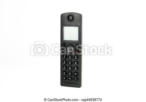 Modern Cordless Dect Phone   Csp44938774