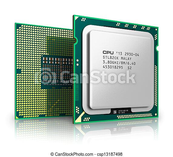 Modern CPU - csp13187498