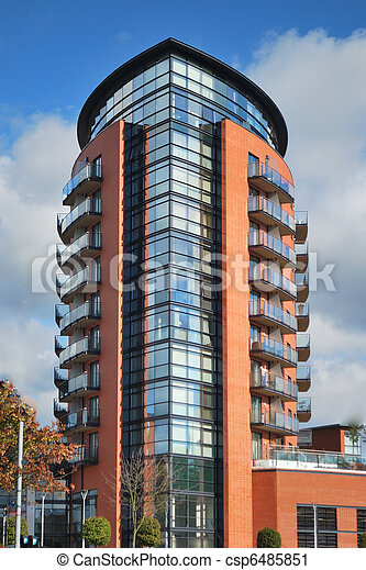 Modern flats csp6485851