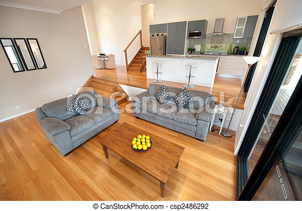 Modern home decor - csp2486292