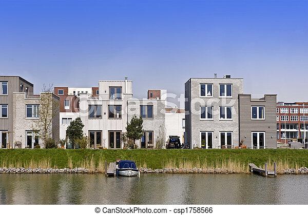 modern housing - csp1758566