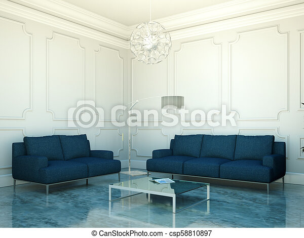 modern flat living room interior design drawings
