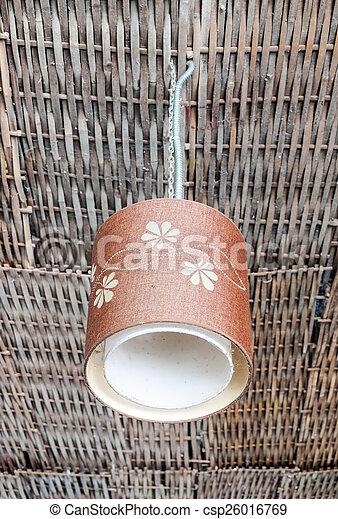 Modern lantern - csp26016769