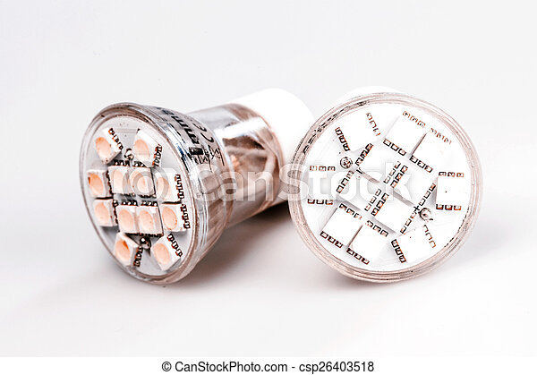 Modern LED bulbs - csp26403518