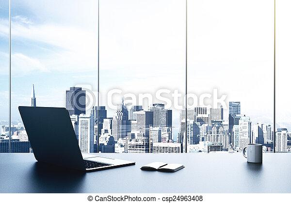 modern office - csp24963408