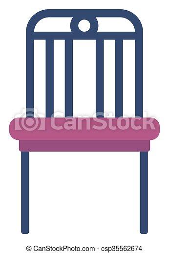 Modern Purple Chair   Csp35562674