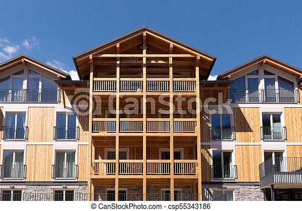 Modern Wooden Balcony 3