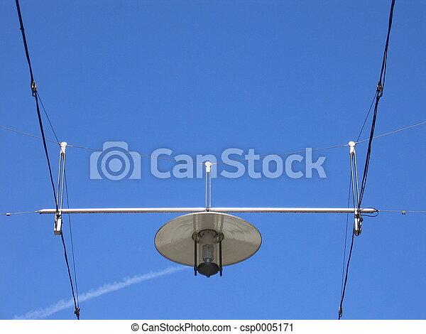 Modern Street Lamp - csp0005171