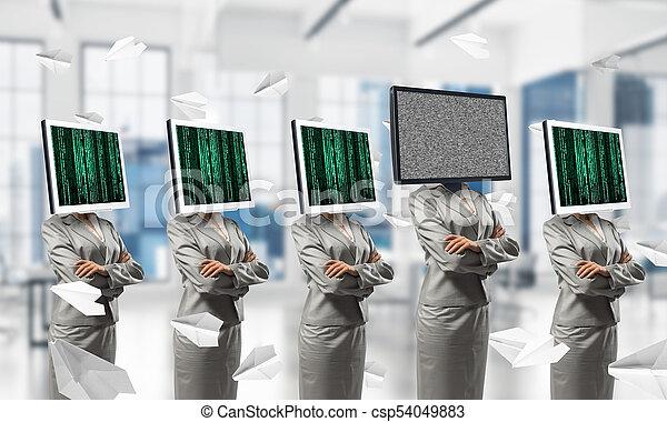 modern tech company