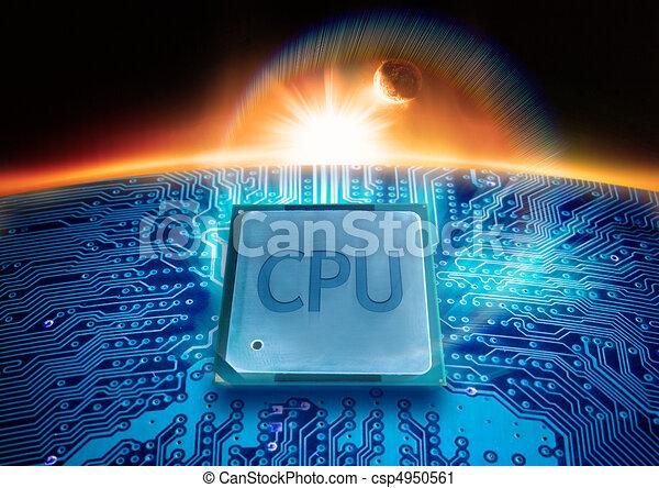 Modern Technology  - csp4950561