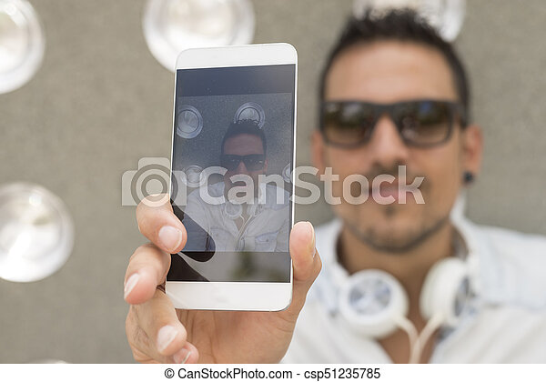 Photos of young teenagers boy self shot why
