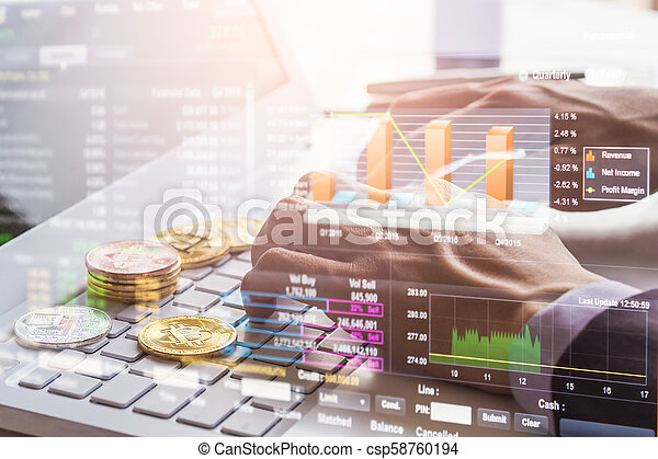 What stock exchange is bitcoin traded on