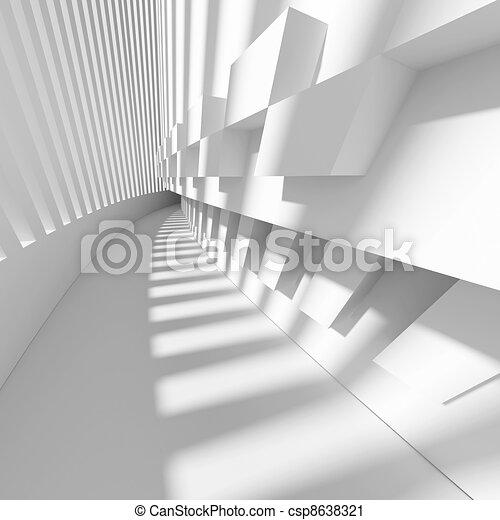 moderne architektur - csp8638321