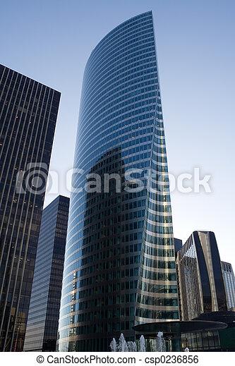 moderne architektur - csp0236856