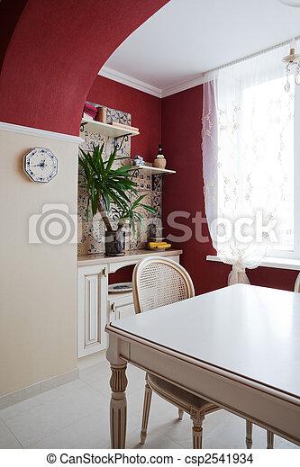 moderne, cuisine - csp2541934