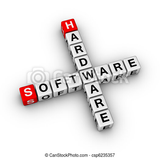 computer software and hardware