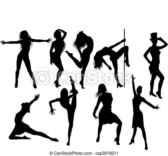 Bailarines almacen de fotos e imágenes. 332.916 Bailarines retratos ...