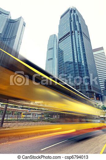 Ciudad moderna - csp6794013