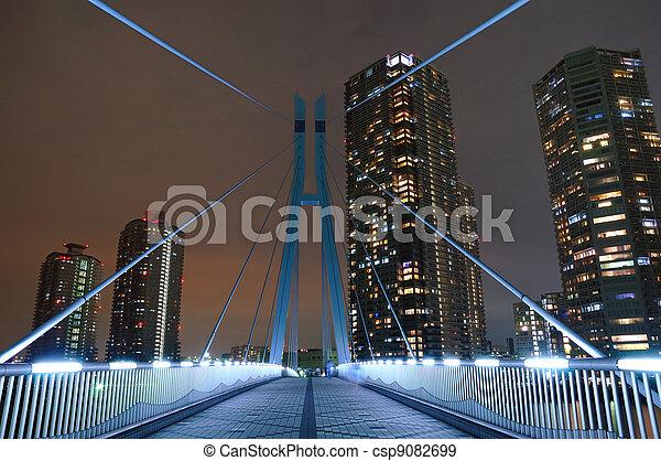 Ciudad moderna - csp9082699
