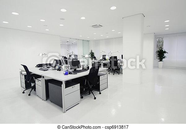 Oficina moderna - csp6913817