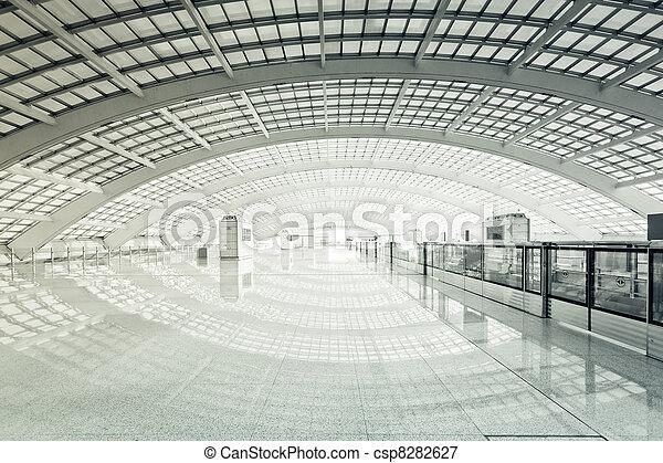 Salón moderno - csp8282627