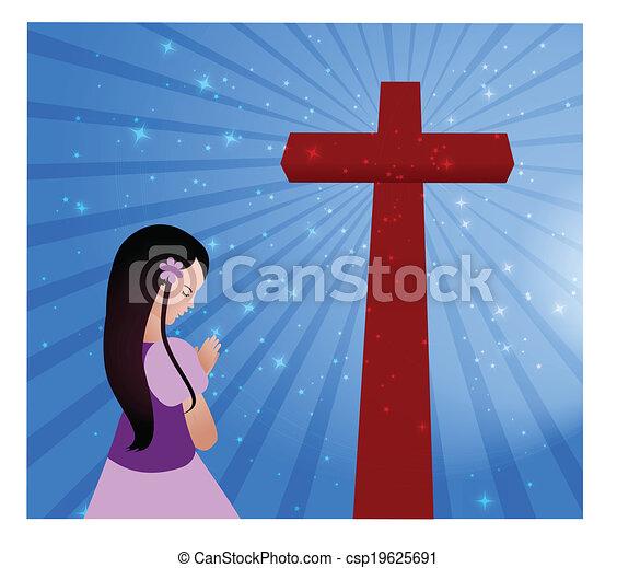 modlitwa - csp19625691