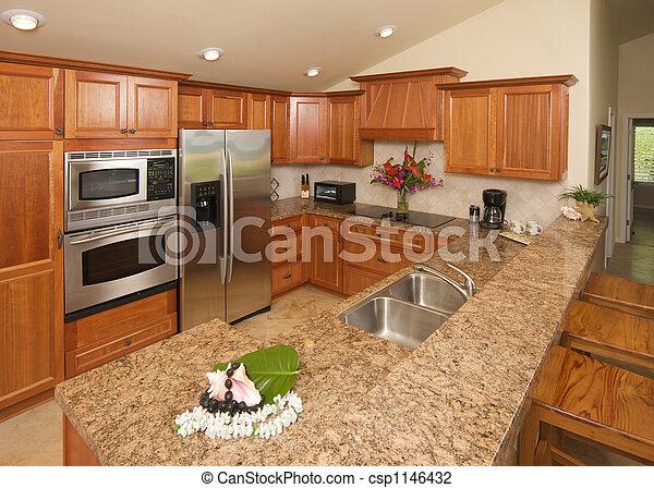 Moern Kitchen - csp1146432