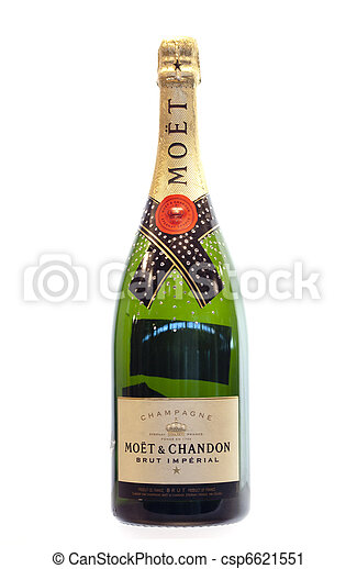 Moet Champagne - csp6621551