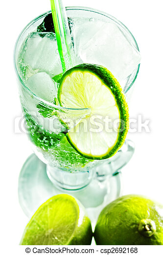 Mohito and lime - csp2692168