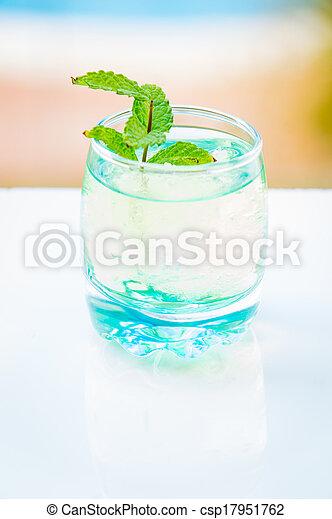 mojito, cocktail - csp17951762