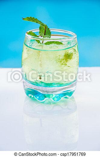 mojito, cocktail - csp17951769
