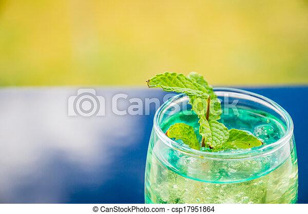 mojito, cocktail - csp17951864
