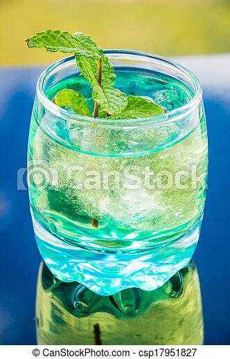 mojito, cocktail - csp17951827