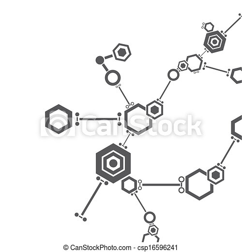 Molecular structure - csp16596241