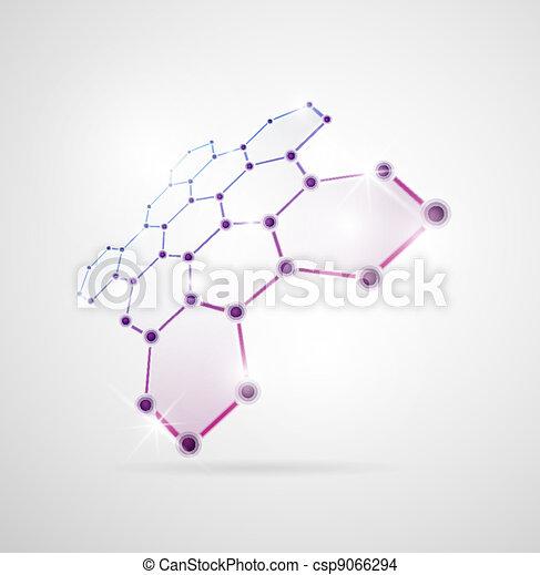 Molecular structure - csp9066294