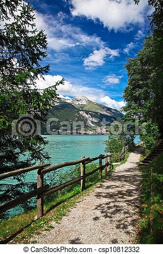 molveno lake - csp10812332