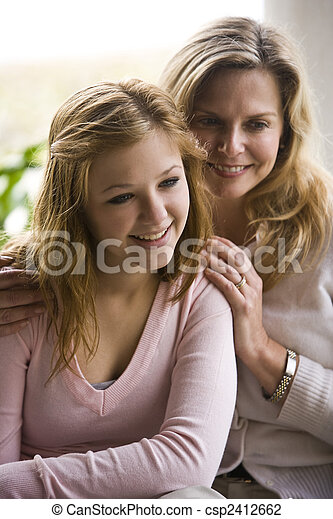 Mature with teen