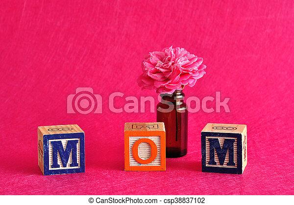 Mom - csp38837102