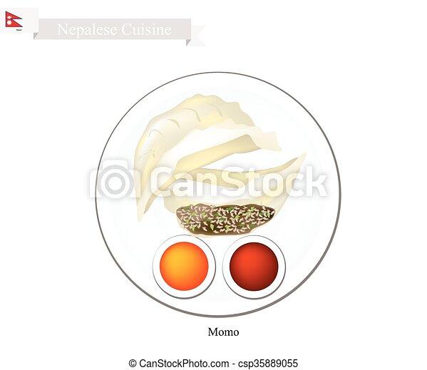 how to make nepali momo sauce