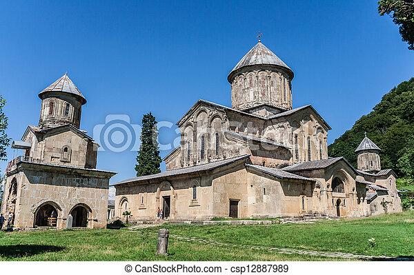 Monastría Gelati - csp12887989