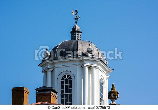mondiale, vieille architecture - csp10725573