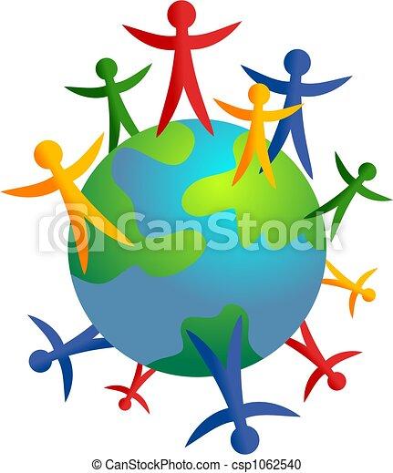 mondo, diverso - csp1062540